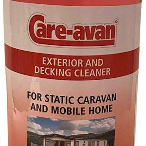 Static Caravan & Mobile Home Cleaning Products